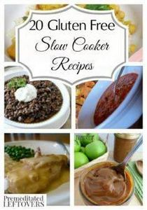 20 Gluten-Free Slow Cooker Recipes - 285 Crock Pot Recipes - RecipePin.com