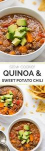 Gluten Free Sweet Potato & Bla - 285 Crock Pot Recipes - RecipePin.com