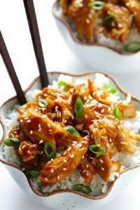 Slow Cooker Teriyaki Chicken - 285 Crock Pot Recipes - RecipePin.com