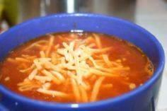 Taco Soup Recipe – Perfect for the - 285 Crock Pot Recipes - RecipePin.com
