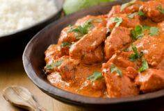 Slow Cooker Butter Chicken - 285 Crock Pot Recipes - RecipePin.com