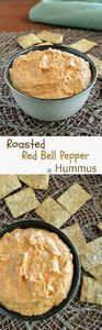 Everybody loves Roasted Red Bell P - 190 Dip Recipes - RecipePin.com
