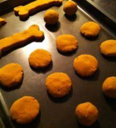 Grain Free Pumpkin Pie Dog Treats  - 400 Dog Food And Dog Treat Recipes - RecipePin.com