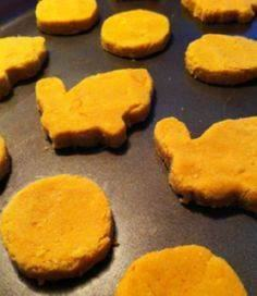 Homemade grain-free sweet potato d - 400 Dog Food And Dog Treat Recipes - RecipePin.com