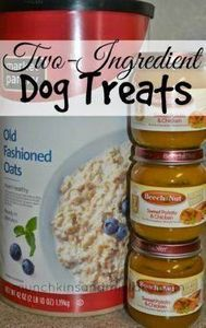 Munchkins and the Military: Two-In - 400 Dog Food And Dog Treat Recipes - RecipePin.com