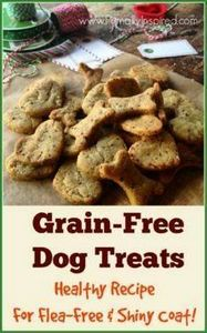 Homemade Healthy Grain Free Dog Tr - 400 Dog Food And Dog Treat Recipes - RecipePin.com