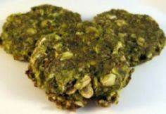 Spinach Dog Treats - Support your  - 400 Dog Food And Dog Treat Recipes - RecipePin.com