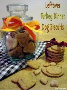 Homemade Leftover Thanksgiving Dog - 400 Dog Food And Dog Treat Recipes - RecipePin.com