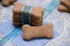 Peanut Butter and Honey Homemade D - 400 Dog Food And Dog Treat Recipes - RecipePin.com