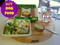 DIY Homemade Dog Food http://www.a - 400 Dog Food And Dog Treat Recipes - RecipePin.com