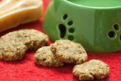 Homemade Peanut Butter and Banana  - 400 Dog Food And Dog Treat Recipes - RecipePin.com