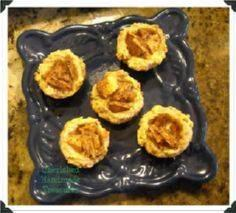 Cinnamon Apple Pup-cupcakes | #www - 400 Dog Food And Dog Treat Recipes - RecipePin.com