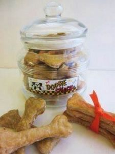 Homemade Dog Biscuits - 400 Dog Food And Dog Treat Recipes - RecipePin.com