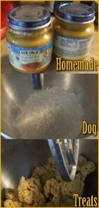 Homemade Dog Treats - 400 Dog Food And Dog Treat Recipes - RecipePin.com