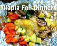 Must try fish instead of beef for  - 290 Foil Packet Recipes - RecipePin.com