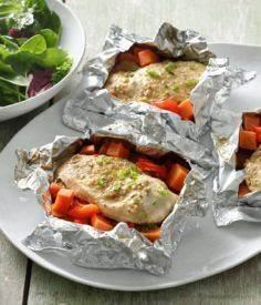 This all-in-one meal is what money - 290 Foil Packet Recipes - RecipePin.com