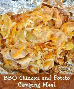 Can't wait to try this! :) BBQ Chi - 290 Foil Packet Recipes - RecipePin.com