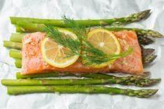 Salmon and Asparagus in Foil | Coo - 290 Foil Packet Recipes - RecipePin.com