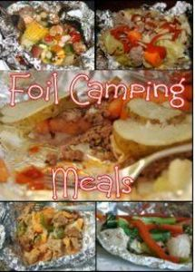 Classic Hobo tin-foil dinners. Fro - 290 Foil Packet Recipes - RecipePin.com
