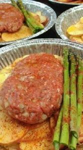 Hobo Dinners Using Foil Pie Pans:  - 290 Foil Packet Recipes - RecipePin.com