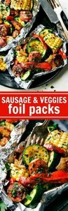 These delicious and easy tin foil  - 290 Foil Packet Recipes - RecipePin.com