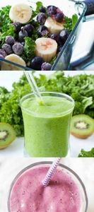 Freezer Smoothie Tips and Recipes  - 125 Freezer Smoothie Pack Recipes - RecipePin.com