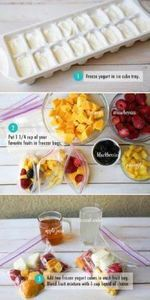 How to Make Freezer Smoothie Packs - 125 Freezer Smoothie Pack Recipes - RecipePin.com
