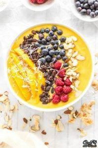 Kick start your day with this deli - 125 Freezer Smoothie Pack Recipes - RecipePin.com
