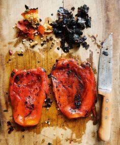 How to Roast Bell Peppers Recipe - 275 Gluten Free Recipes - RecipePin.com