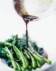 Broccoli Rabe with Balsamic Brown  - 275 Gluten Free Recipes - RecipePin.com