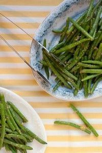 Green Beans with Lemon and Capers  - 195 Green Bean Recipes - RecipePin.com
