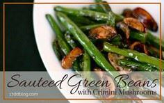 Yummy Sauteed Green Beans with Cri - 195 Green Bean Recipes - RecipePin.com