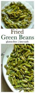 Easy to make and delicious Fried G - 195 Green Bean Recipes - RecipePin.com