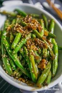 These are the easiest and tastiest - 195 Green Bean Recipes - RecipePin.com