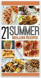 These Summer grilling recipes are  - 290 Grilling Recipes - RecipePin.com