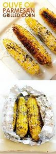 Spice up your corn with Olive Oil  - 290 Grilling Recipes - RecipePin.com