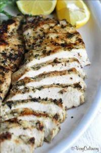 This simple no-fail grilled chicke - 290 Grilling Recipes - RecipePin.com
