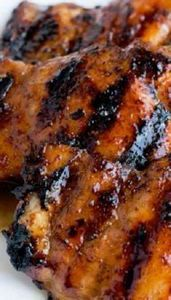 Sticky Honey Lime Grilled Chicken  - 290 Grilling Recipes - RecipePin.com