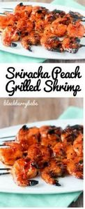 The BEST grilled shrimp! Easy thre - 290 Grilling Recipes - RecipePin.com