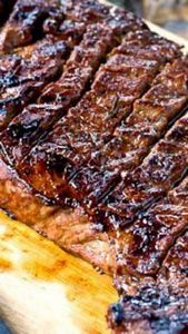 Grilled London Broil Recipe ~ Says - 290 Grilling Recipes - RecipePin.com