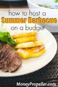 How to Host a Summer Barbecue on a - 290 Grilling Recipes - RecipePin.com