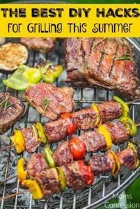 DIY Hacks like these are just what - 290 Grilling Recipes - RecipePin.com