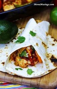 Oven Baked Fajitas - Can lots and  - 195 Healthy Chicken Recipes - RecipePin.com