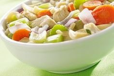Chicken soup has been found to be  - 195 Healthy Chicken Recipes - RecipePin.com