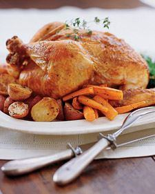 This is the Perfect Roast Chicken  - 195 Healthy Chicken Recipes - RecipePin.com