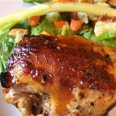 4 Star Balsamic Marinated Grilled  - 195 Healthy Chicken Recipes - RecipePin.com