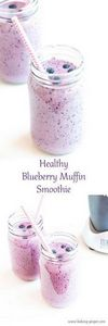 Delicious and healthy smoothie rec - 275 Healthy Smoothie Recipes - RecipePin.com