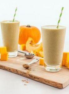 Pumpkin Pie Smoothie #BESTSMOOTHIE - 275 Healthy Smoothie Recipes - RecipePin.com