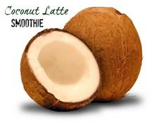 Coconut Latte Smoothie | Make #One - 275 Healthy Smoothie Recipes - RecipePin.com