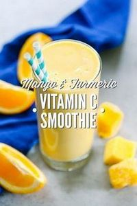 My favorite smoothie! Sooo good! T - 275 Healthy Smoothie Recipes - RecipePin.com